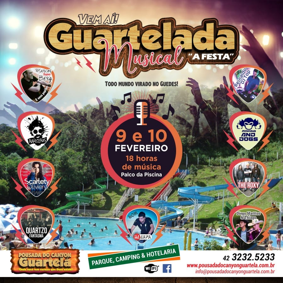 Guartelada Musical - A Festa